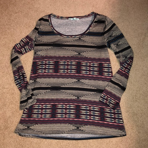 Maurices Tops - Women's Long Sleeve Size large